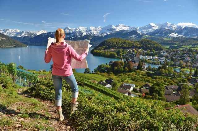 Self Guided Walking Tours in Europe