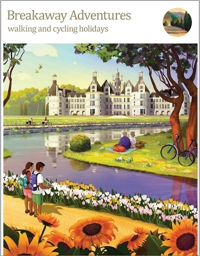 Request our 2020 Walking and Cycling Brochure