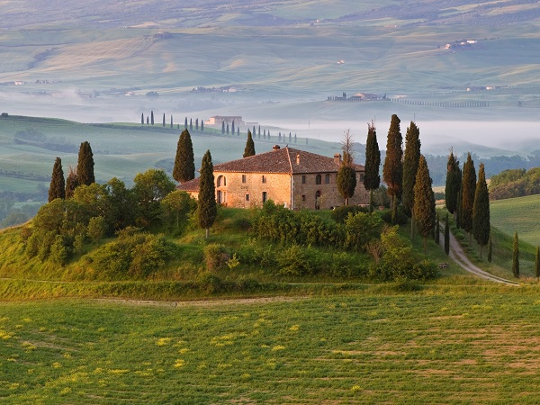A Taste of Tuscany Cycling