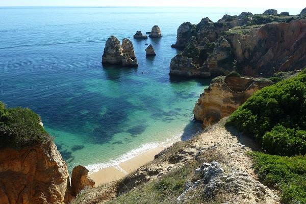 Walking in the Algarves Wild West Portugal