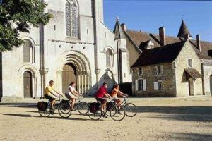 Chateaux of Loire Cycling