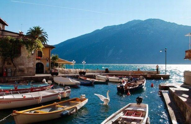 Italian Alps to Lake Garda Cycling