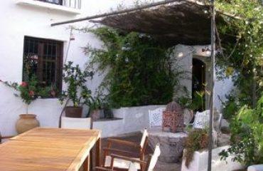 Andalucia Finca-El-Cerrillo-Hotel Outdoor-Dining
