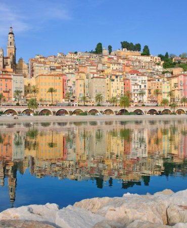 Walking the French Riviera