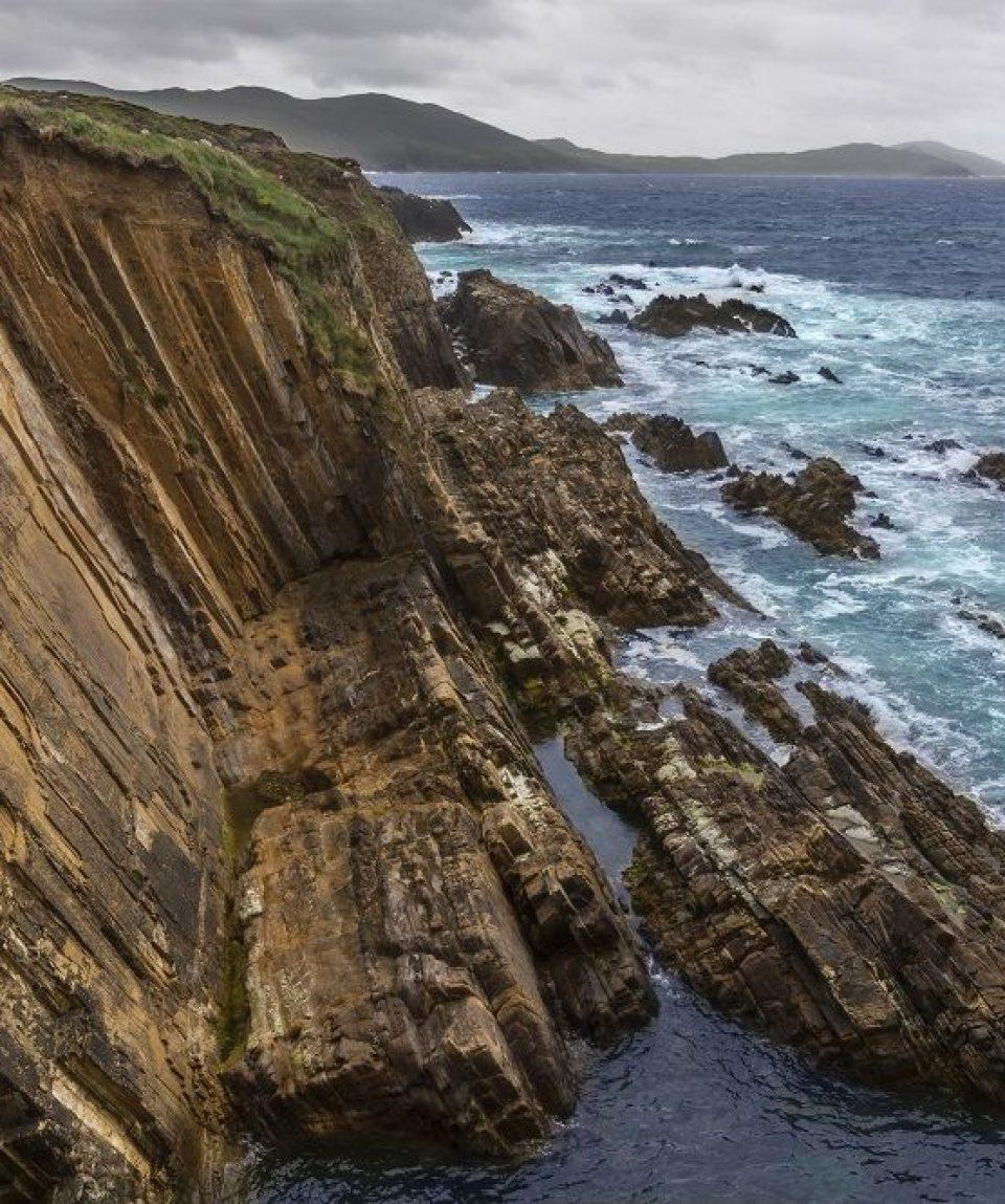 Dramatic coastline - Beara Peninsula - Ireland