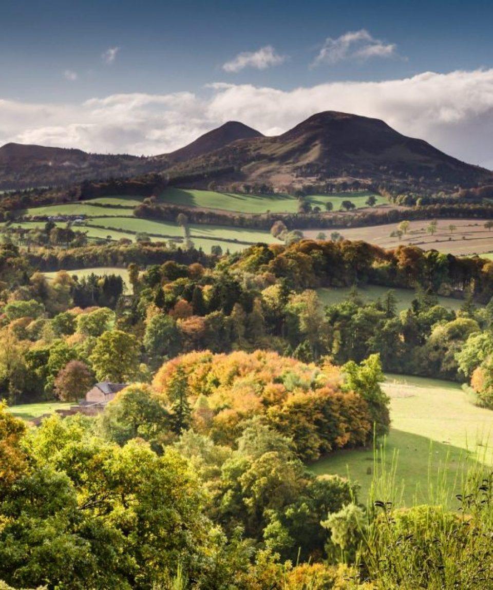 Eildon-Hills-Scotland-St-Cuthberts-Way