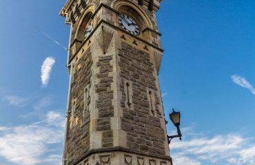 Clock Tower, Hay on Wye