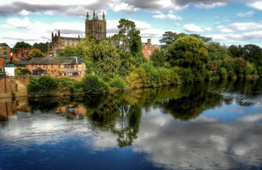 Hereford, the cathedral city