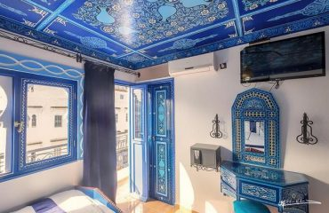 Madrid Hotel, Chefchaouen