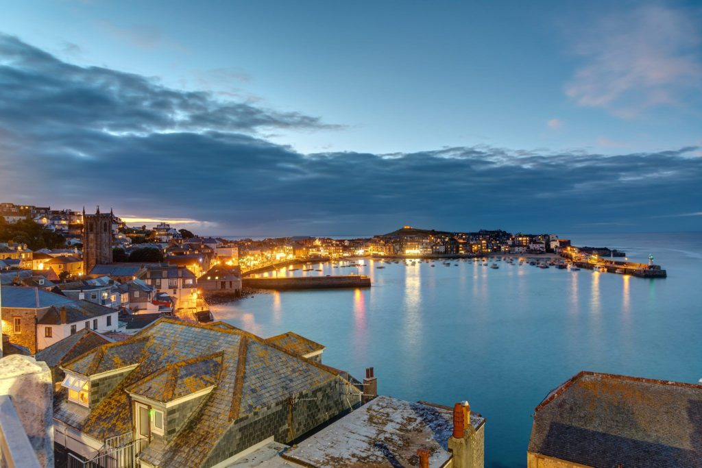 Picture of St Ives Cornwall England